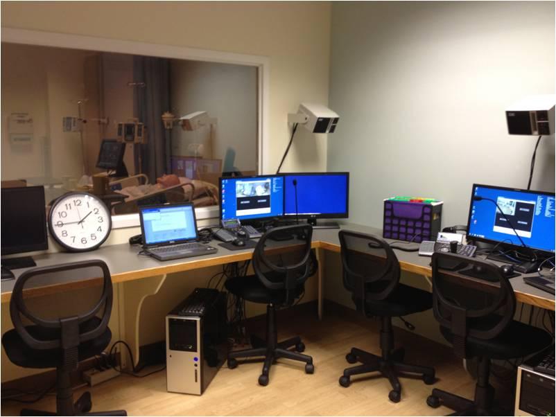 NSL Control Room