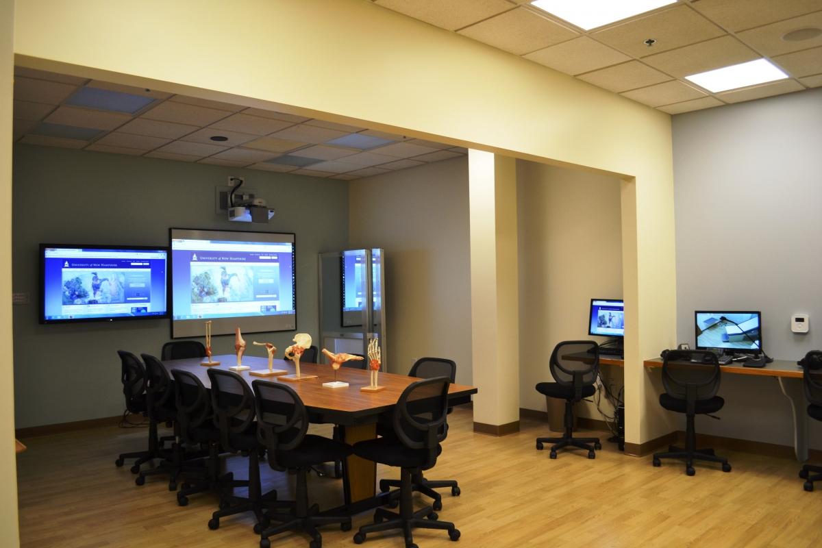 NSL Debriefing Room
