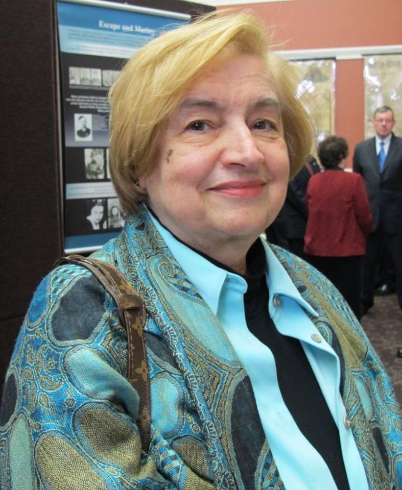 Kathy Preston Awardee Picture