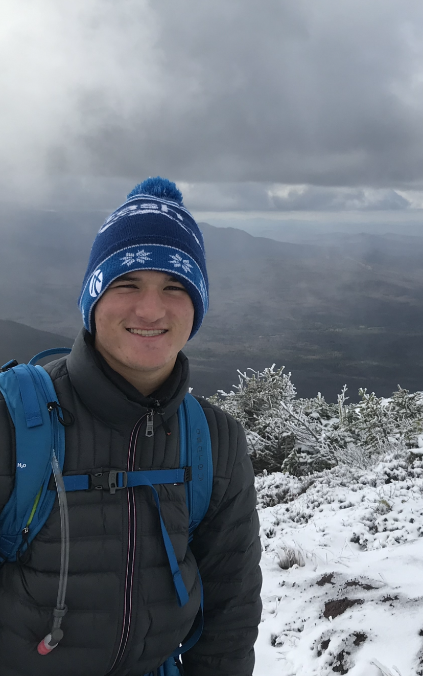 Zach Brogan '24 is a Recreation Management and Policy major from Hopkinton, NH.