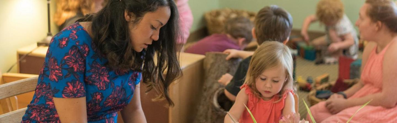 UNH Child Study and Development Center Classroom