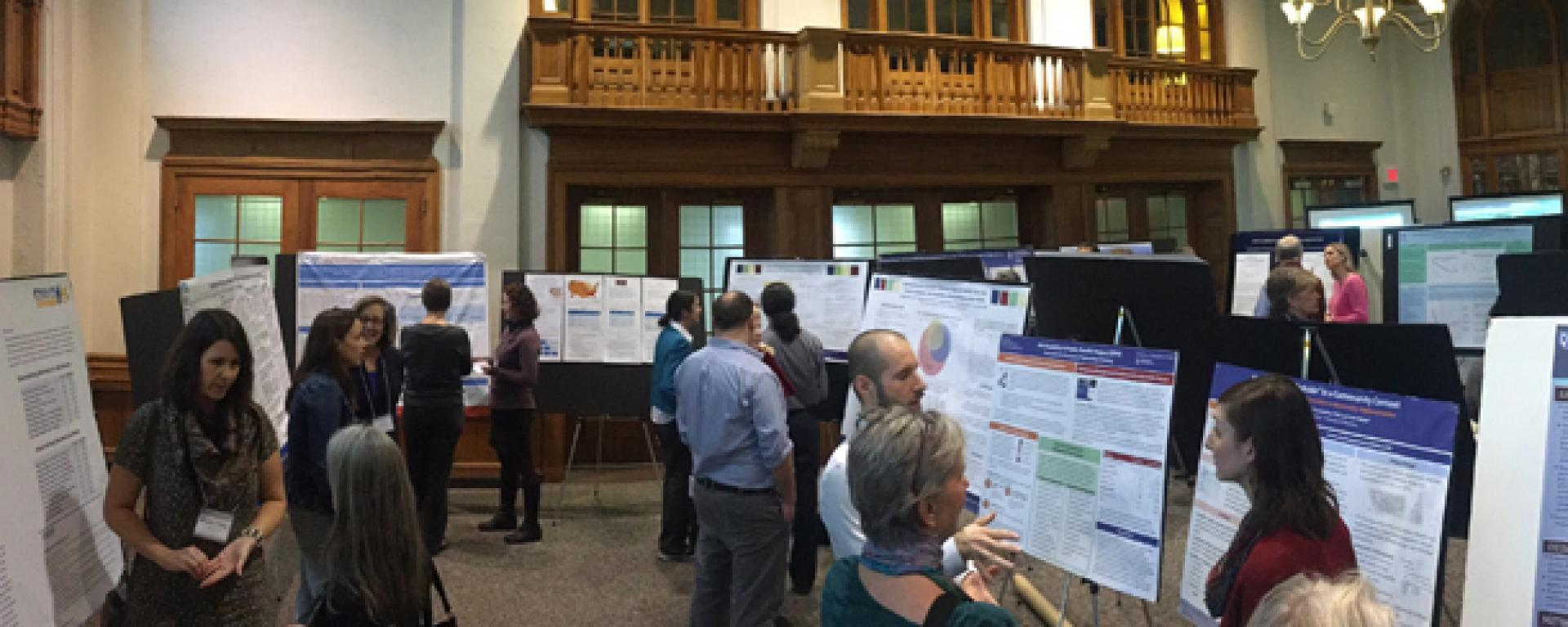chhs research celebration poster event