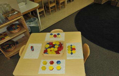Preschool 1 learning blocks