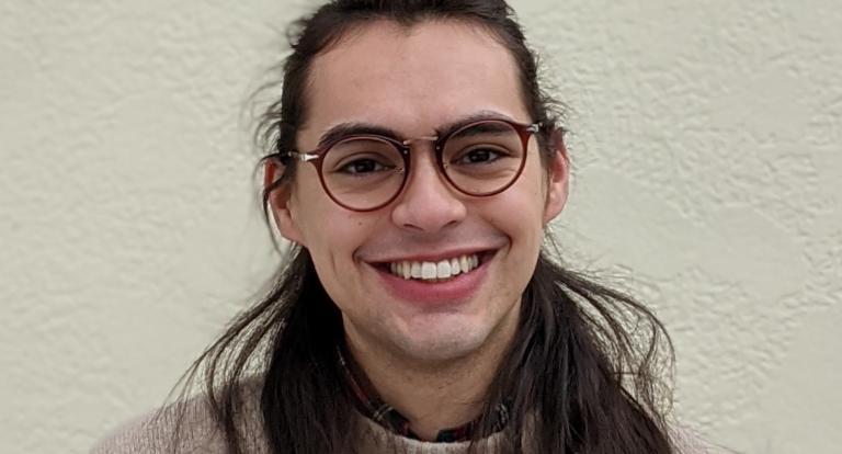 MPH student Christian Seasholtz