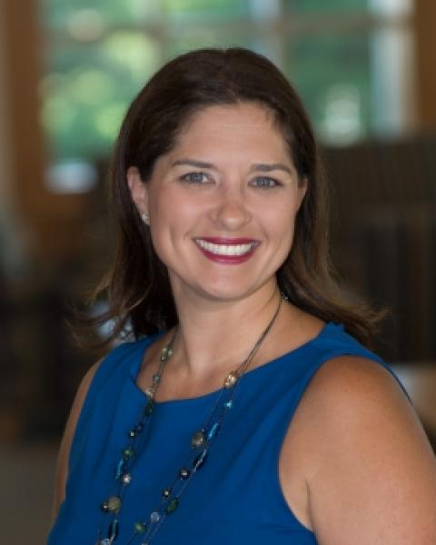 Holly L. Alperin, MCHES, Clinical Assistant Professor