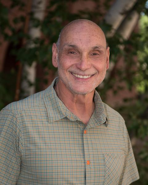 Ronald V. Croce, Professor, Kinesiology: Health and Physical Education