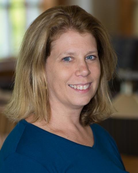 Anne-Marie E. Matteucci, Assistant Professor, Director of Master of Public Health Program