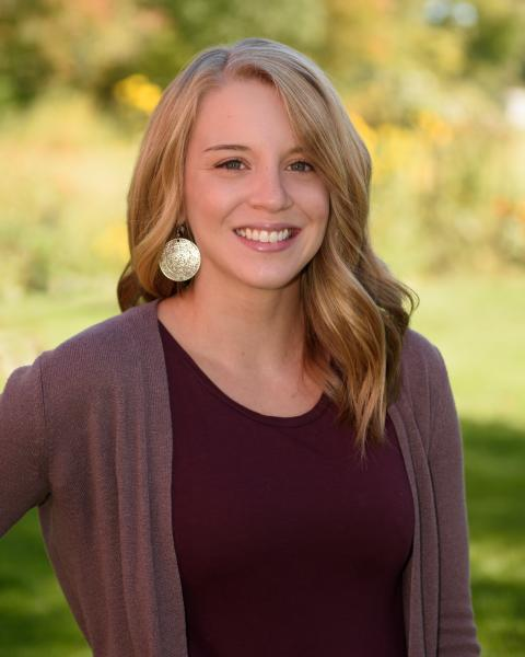 Cassandra R. Lavoie, Early Childhood Teacher, Child Study and Development Center