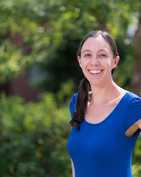 Kathryn J. Greenslade, Assistant Professor, Communication Sciences and Disorders