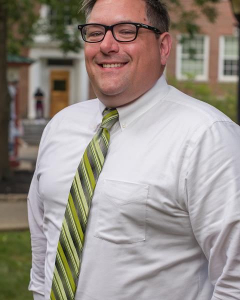 Matthew S. Frye, Clinical Assistant Professor, Recreation Management and Policy