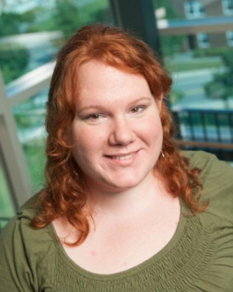 Kate Filanoski, Receptionist & Bookstore Coordinator, Institute on Disability