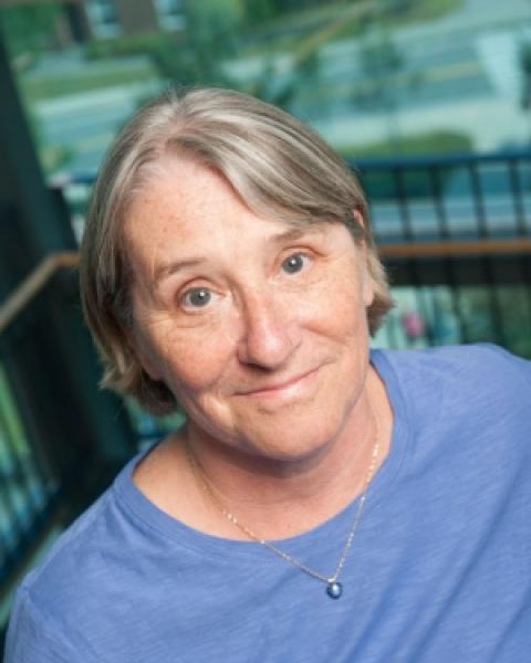 Maryann Allsop, Senior Program Support Assistant, Institute on Disability