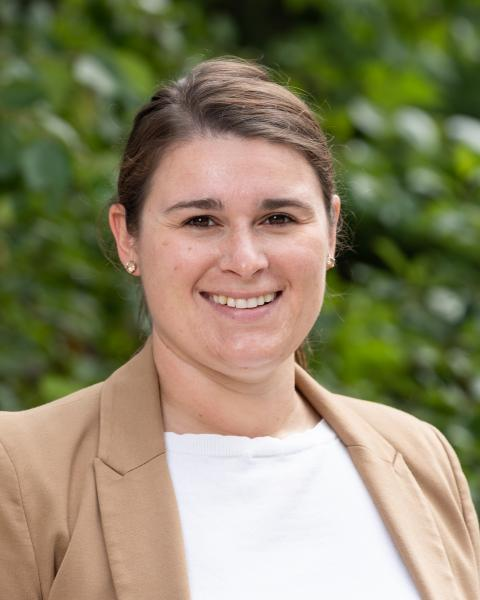 Natalie West, Lecturer, Kinesiology