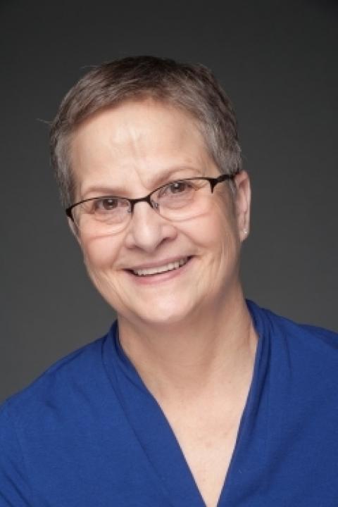 C. Anne Broussard, Associate Dean, Social Work