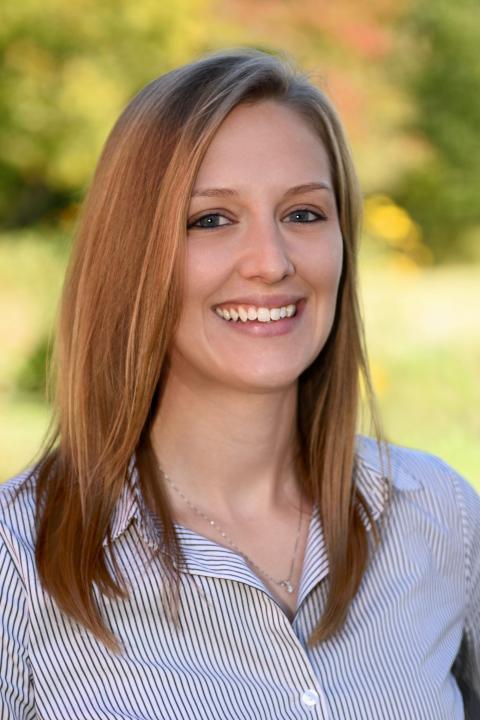 Jessica L. Carver, CSDC Manager