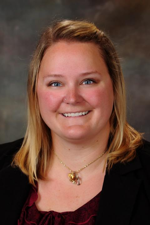 Jessie Bennett, Assistant Professor, Recreation Management and Policy