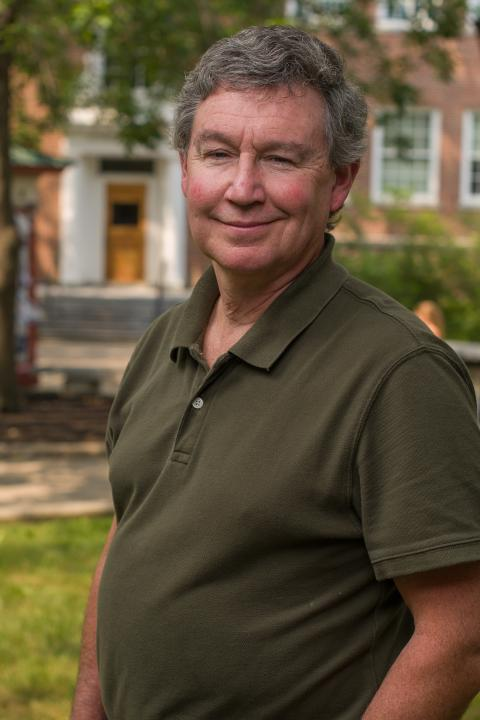 John DeJoie, Lecturer, Social Work