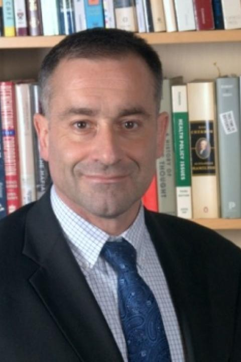 Mark J. Bonica, Assistant Professor, Health Management and Policy