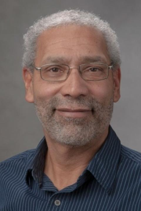 Vernon B. Carter, Associate Professor, Social Work