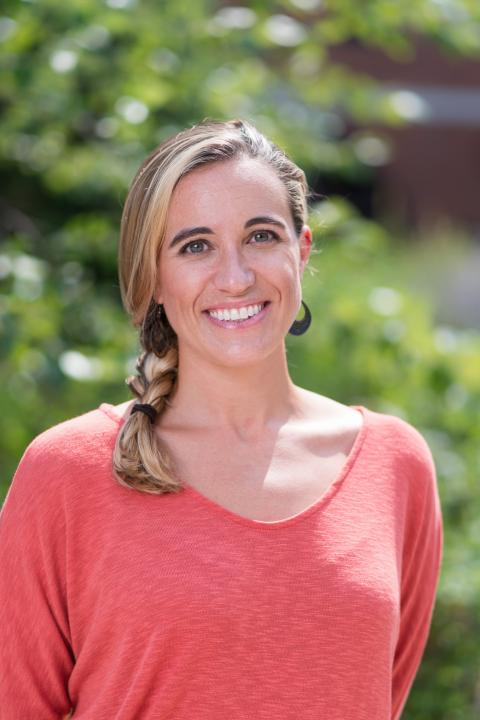 Jill C. Thorson, Assistant Professor, Communication Sciences and Disorders