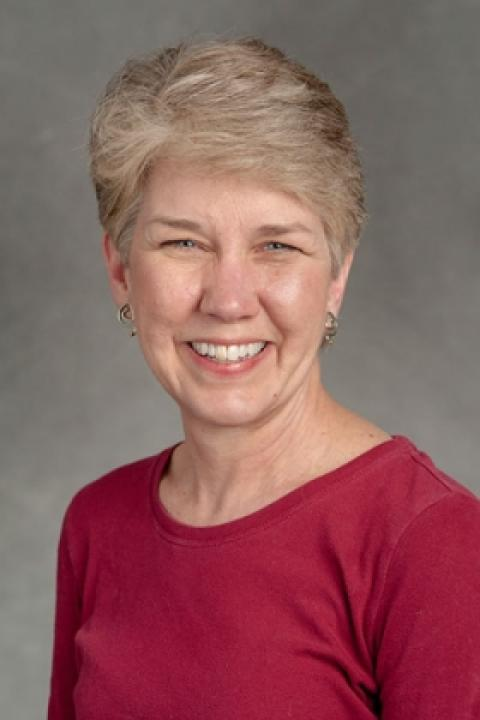 Lou Ann Griswold, Associate Professor, Occupational Therapy