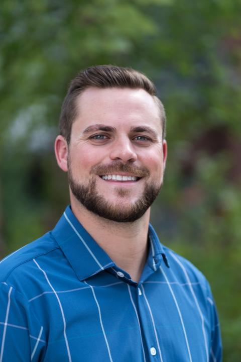 Michael D. Ferguson, Assistant Professor, Recreation Management and Policy
