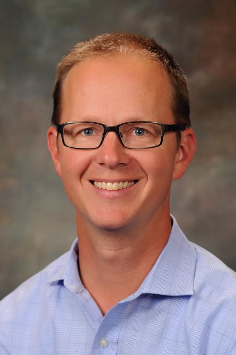 Richard W. Lusenhop, Clinical Assistant Professor, Social Work