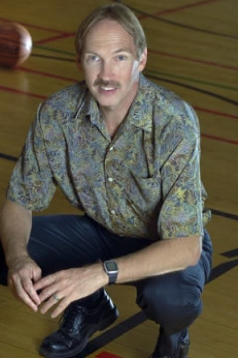 Steven C. Wright, Professor, Kinesiology: Health and Physical Education