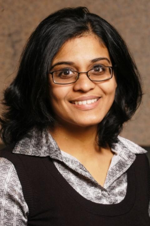 Vidyalakshmi Sundar, Assistant Professor, Occupational Therapy