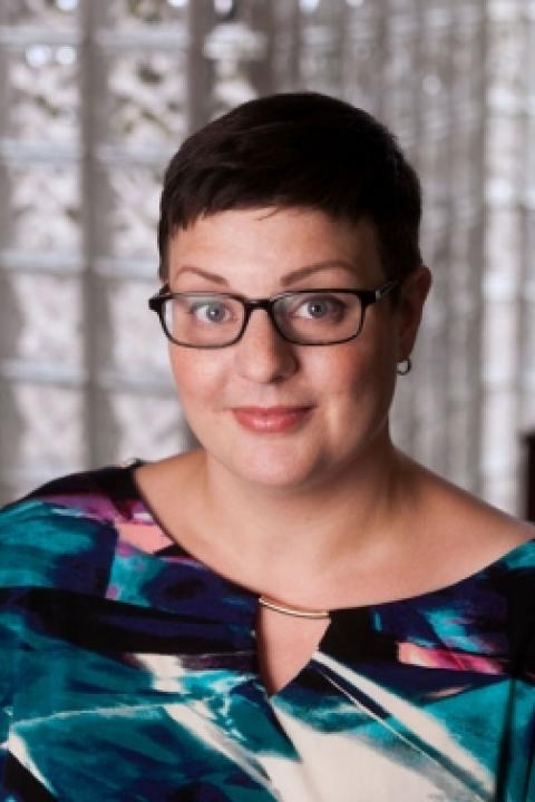 Caitlin Jones, RENEW Program Support, Institute on Disability