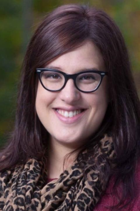 Elizabeth Grosso, Project Coordinator, Institute on Disabilty