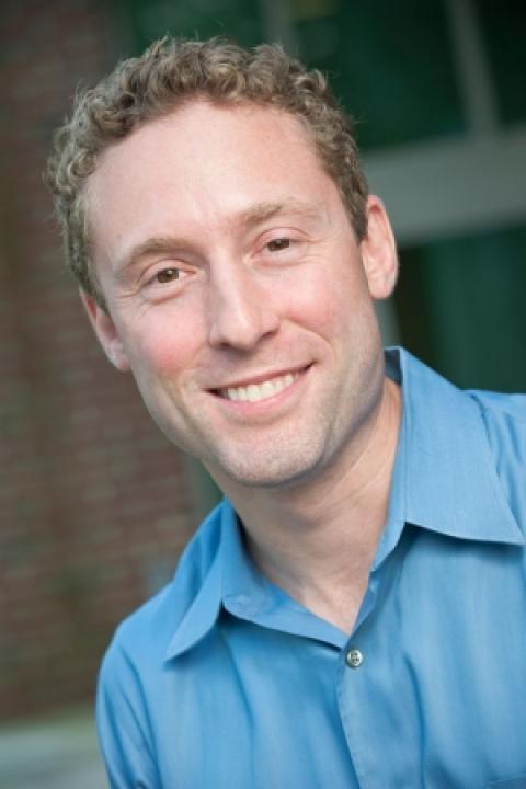 Matthew Gianino, Interim Associate Director, Institute on Disability