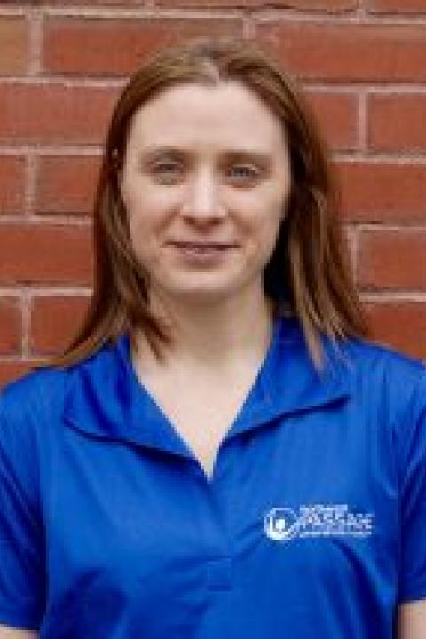 Katherine Lapak at Northeast Passage