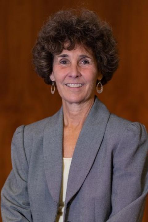 photo of Janet Thomas