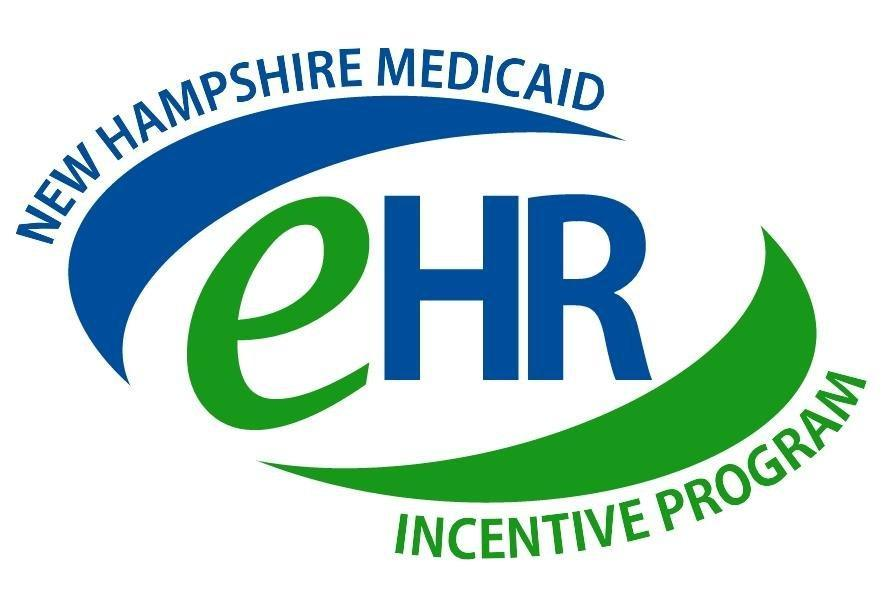 NH Medicaid Incentive Program electronic health record logo