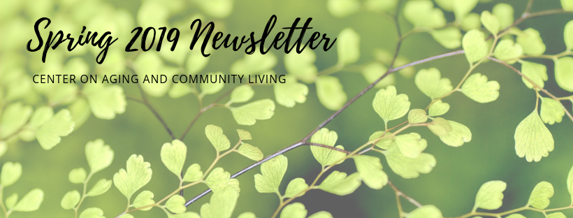 CACL Fall 2018 Newsletter