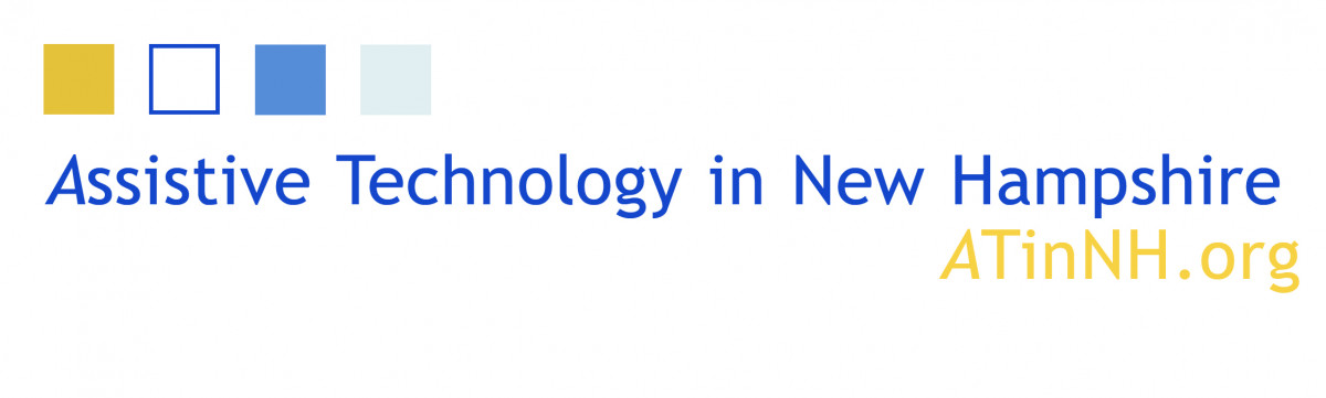 Assistive Technology in NH logo