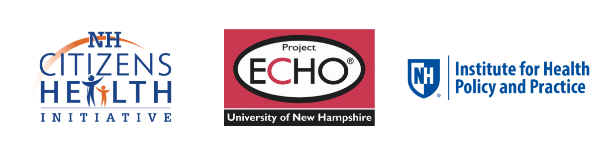 CHI, Project ECHO, and IHPP logos