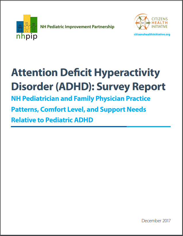 Attention Deficit Hyperactivity Disorder (ADHD): Survey Report