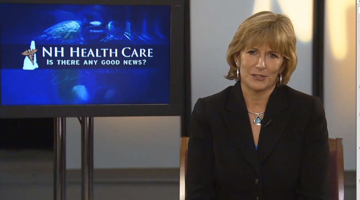 NH Public TV Special- NH Health Care: Is There Good News?